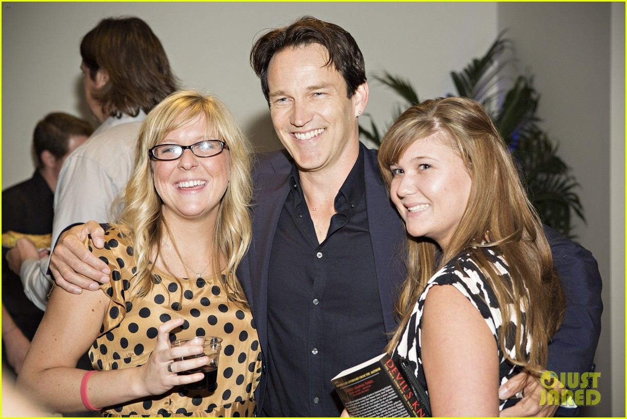 stephen moyer devils knot premiere joining twitter 093104940