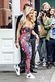 rita ora blooming floral statement in soho 22