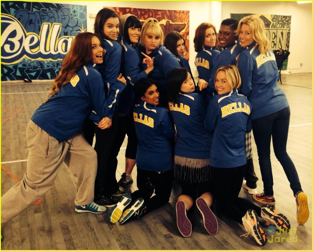 pitch perfect 2 cast pics 053114327