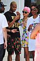 rihanna thinks summer needs to slow down a little in la 11