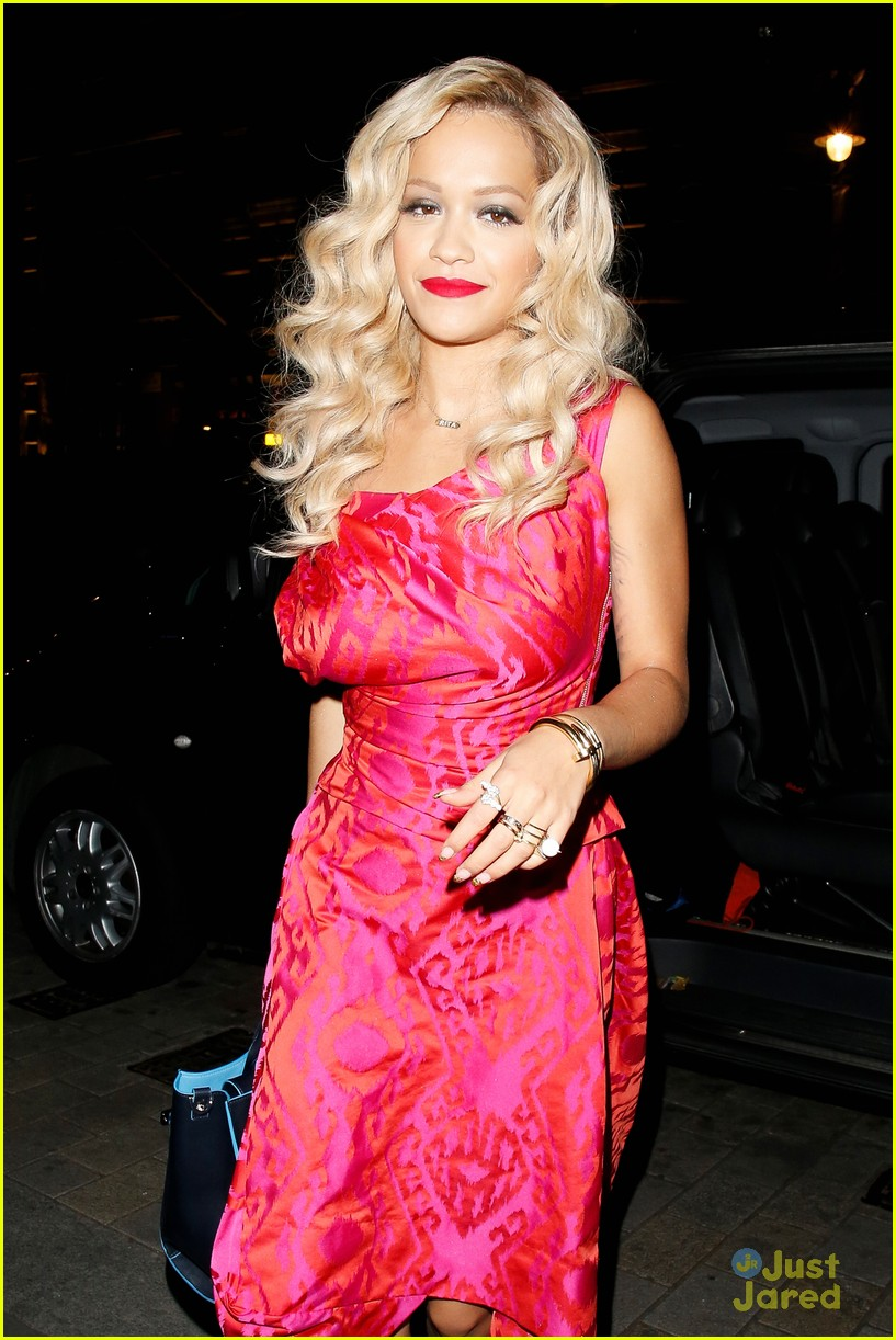 rita ora basket flowers pink dress 123109932