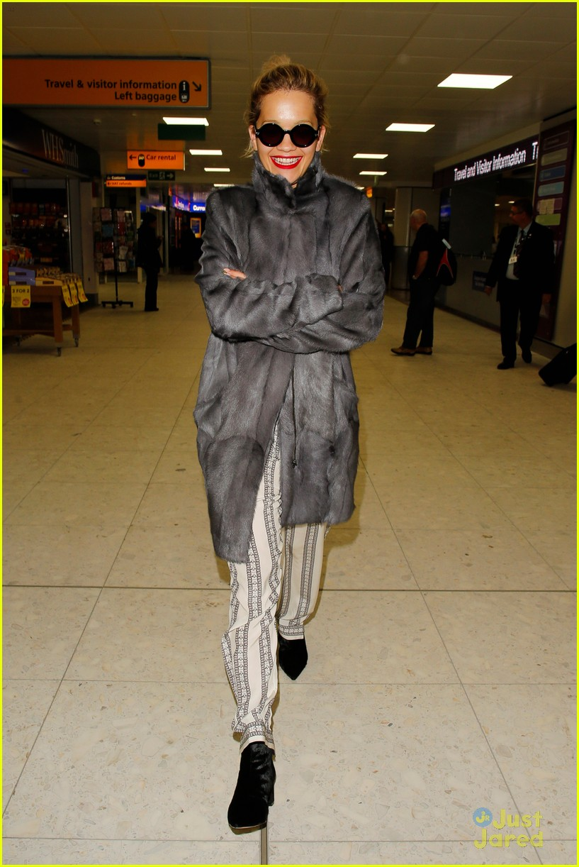 rita ora performs queen margaret union 083112938