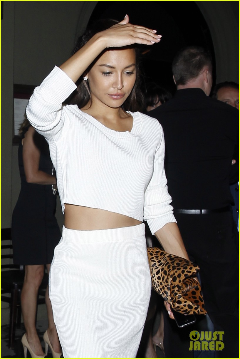 Naya Rivera Shares Sun-Kissed Skin Tips: Photo 3124678 ...
