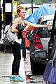 margot robbie dyes her hair red 08