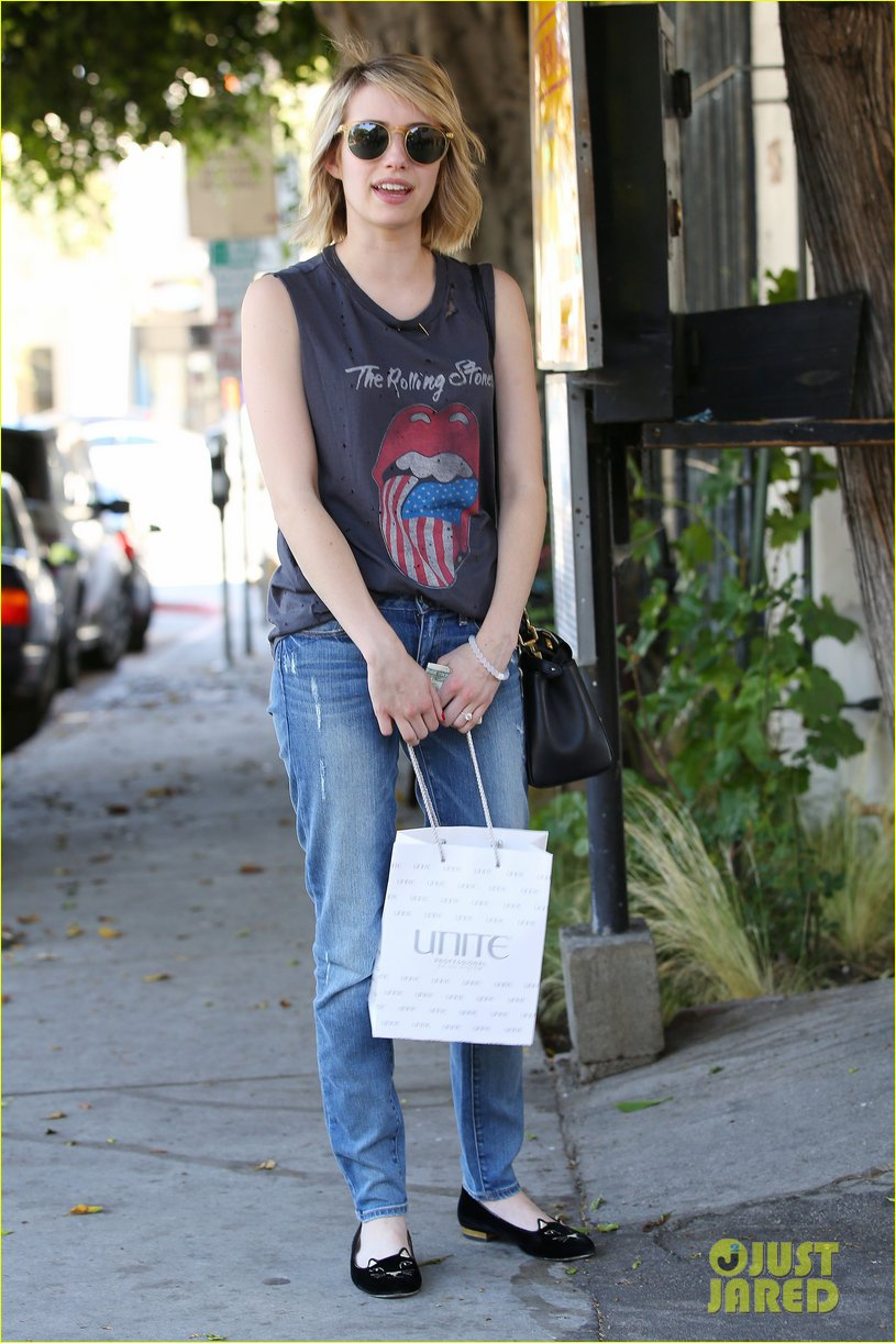 emma roberts pressed juicery bendel 901 salon 203114566
