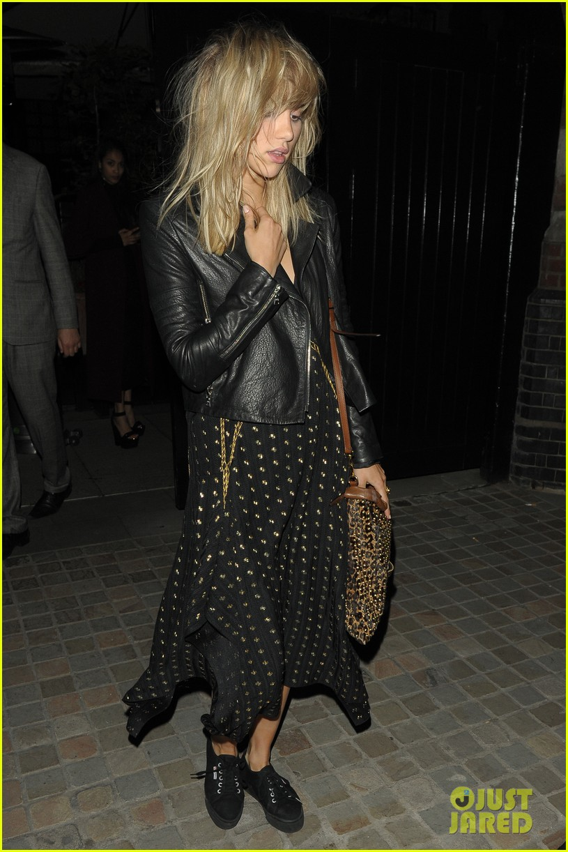 rosie huntington whiteley suki waterhouse chiltern firehouse 163124484