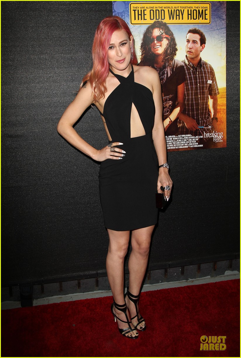 rumer willis odd way premiere 103125108