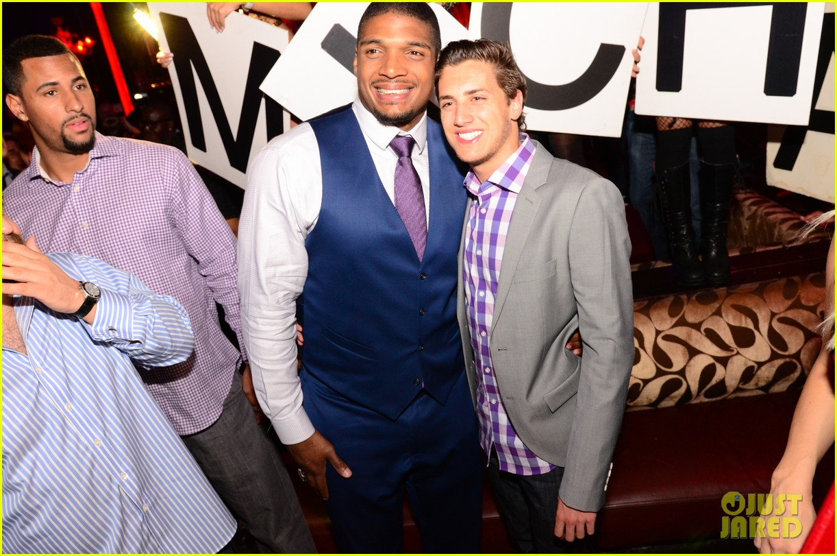 michael sam boyfriend vito party in vegas after nfl draft 06