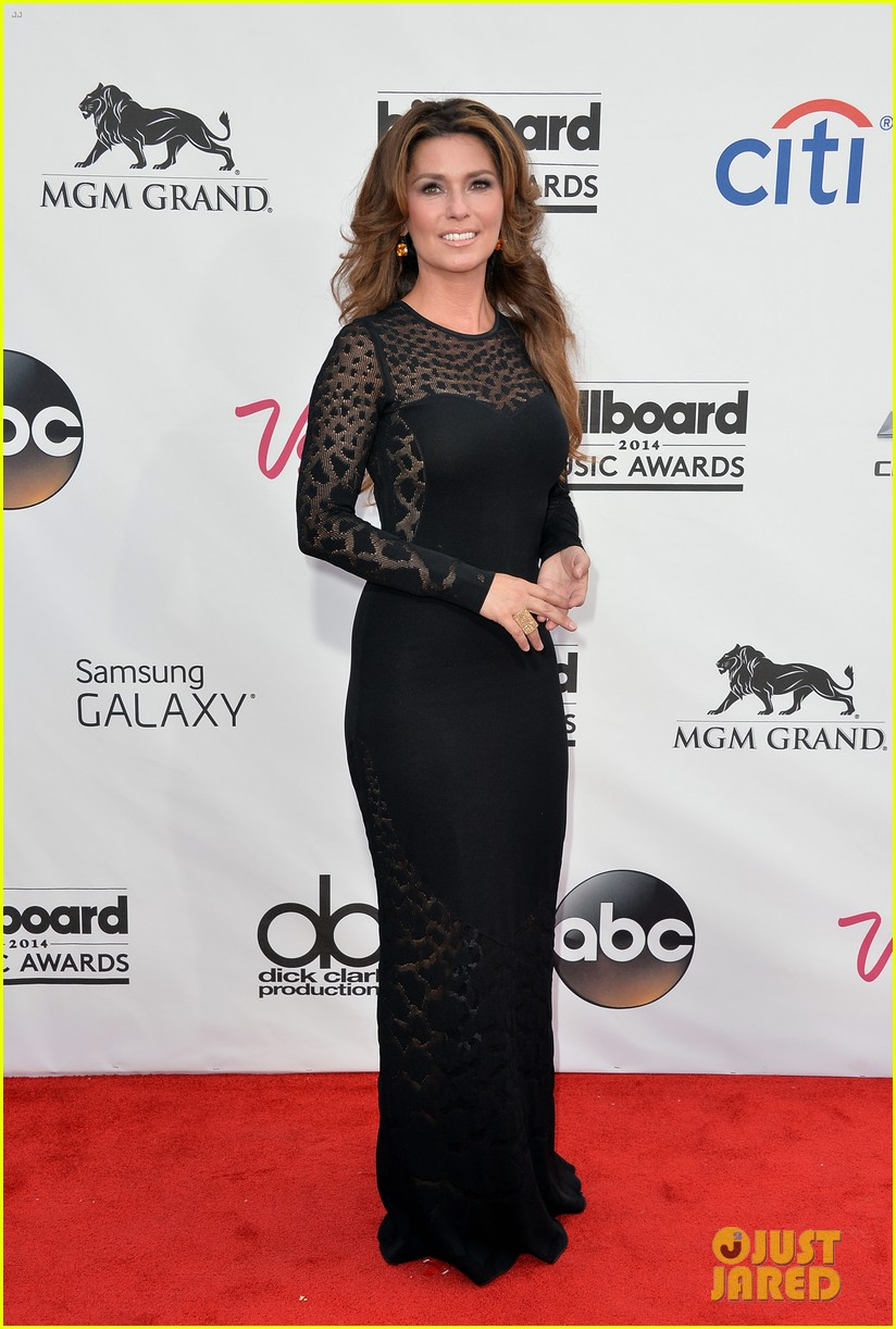 shania twain billboard music awards 2014 02