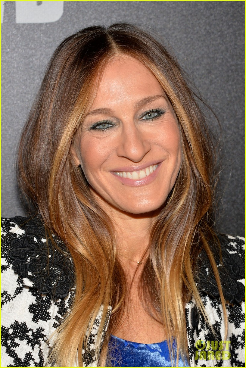 sarah jessica parker anna wintour late night 023108436