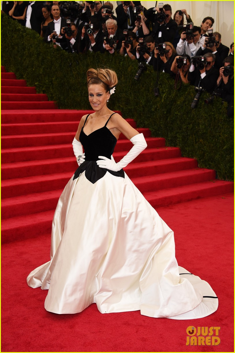 Full Sized Photo Of Sarah Jessica Parker Met Ball 2014 03
