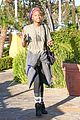 willow smith wears socks with marijuana leaf on the front 11