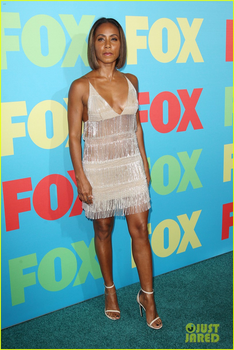 will smith joins wife jada in new york city for fox upfronts 27