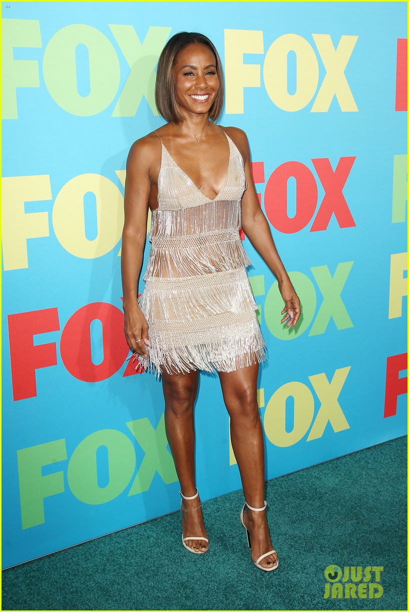 will smith joins wife jada in new york city for fox upfronts 28