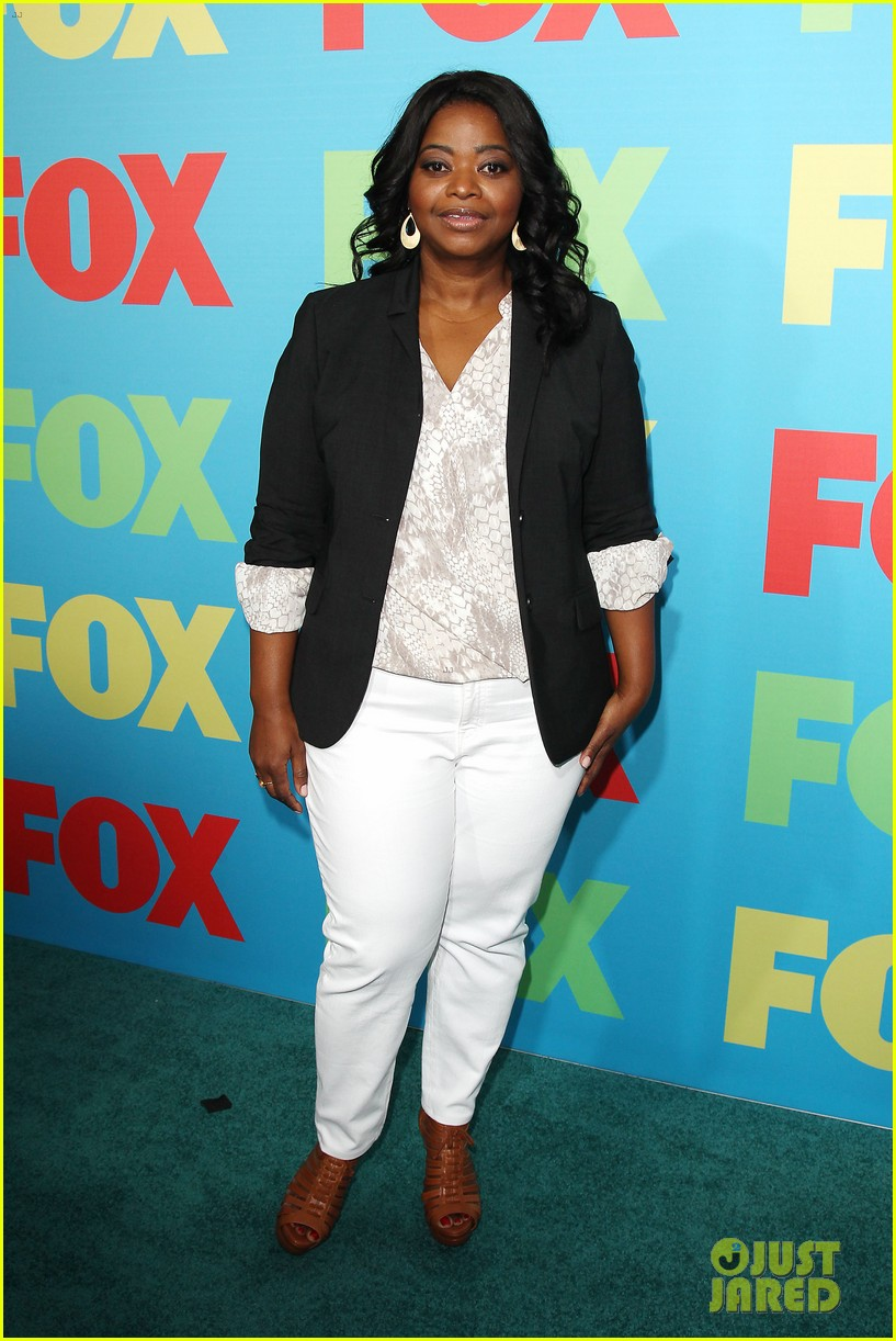 octavia spencer attends fox upfront after insurgent casting 273112194