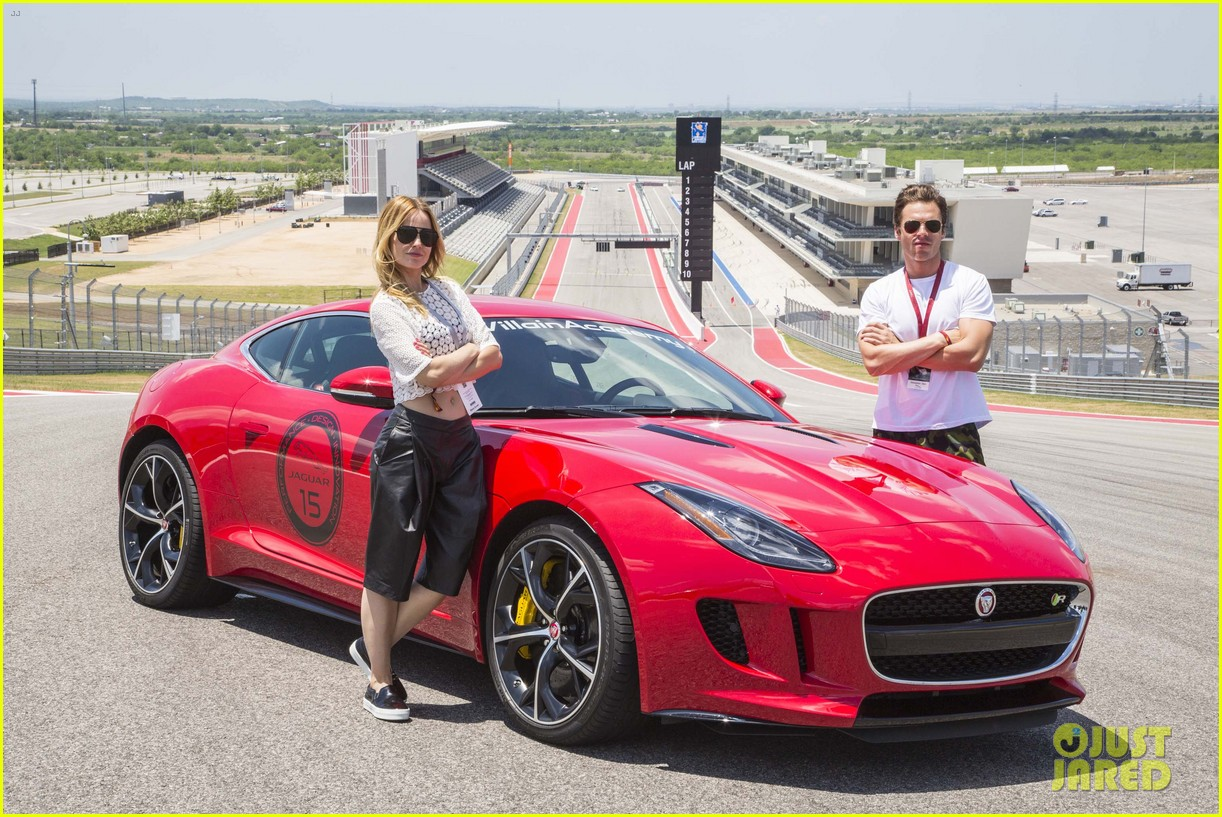 sebastian stan mena suvari take on jaguars villain academy in texas 02