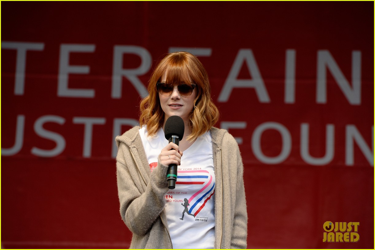 emma stone revlon run walk for women 153104200