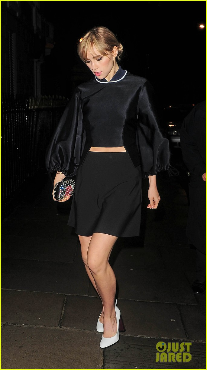 cara delevingne suki waterhouse look so glamorous for night out 16