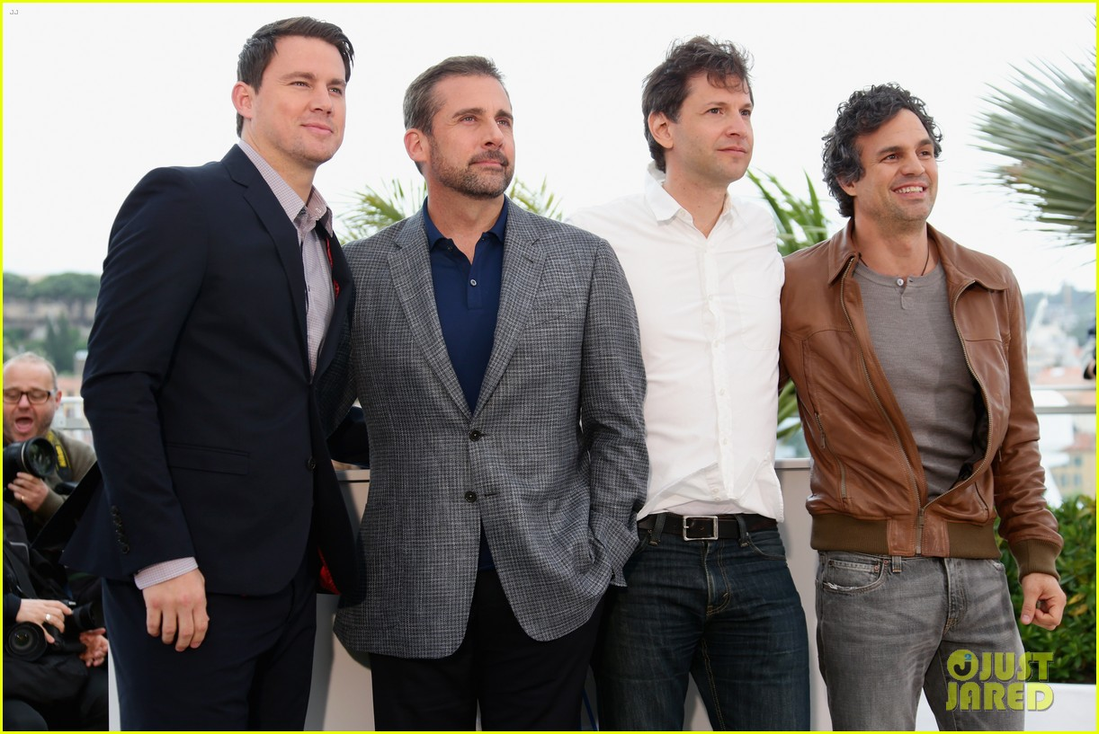 channing tatum foxcatcher cannes photo call 15