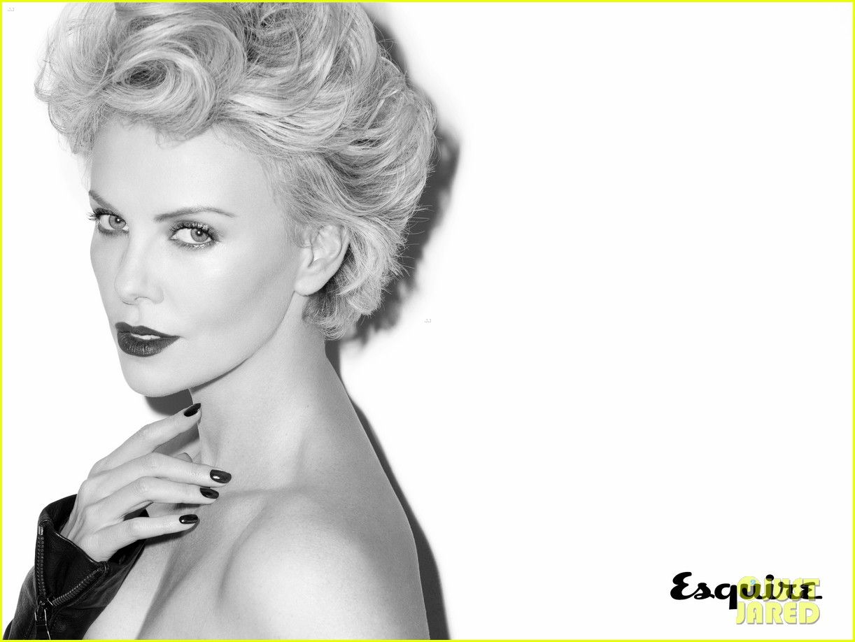 charlize theron covers esquire uk july 2014 02