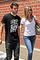emily vancamp josh bowman get hair done together 02