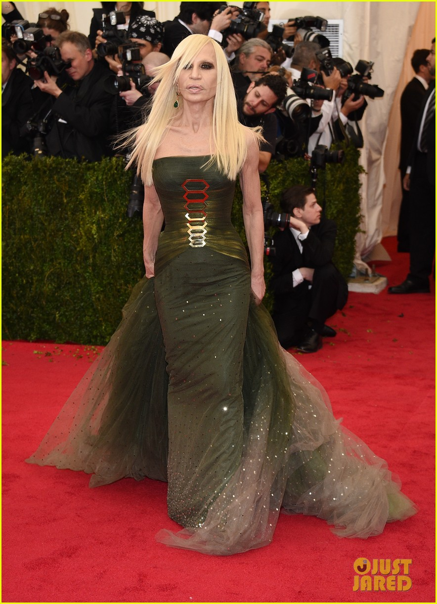 Donatella Met Ball