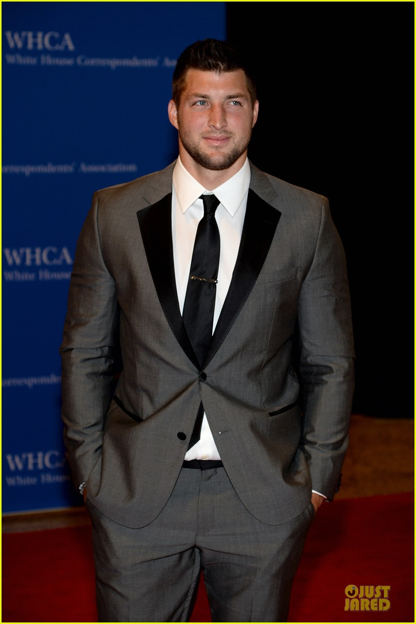lindsay vonn tim tebow white house correspondents dinner 2014 12