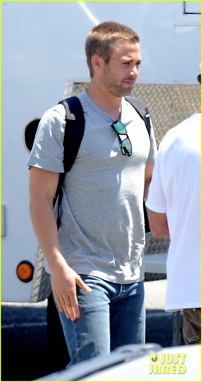 paul walker lookalike brothers spotted fast furious set 23