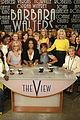barbara walters final view episode brings out newscasters 02