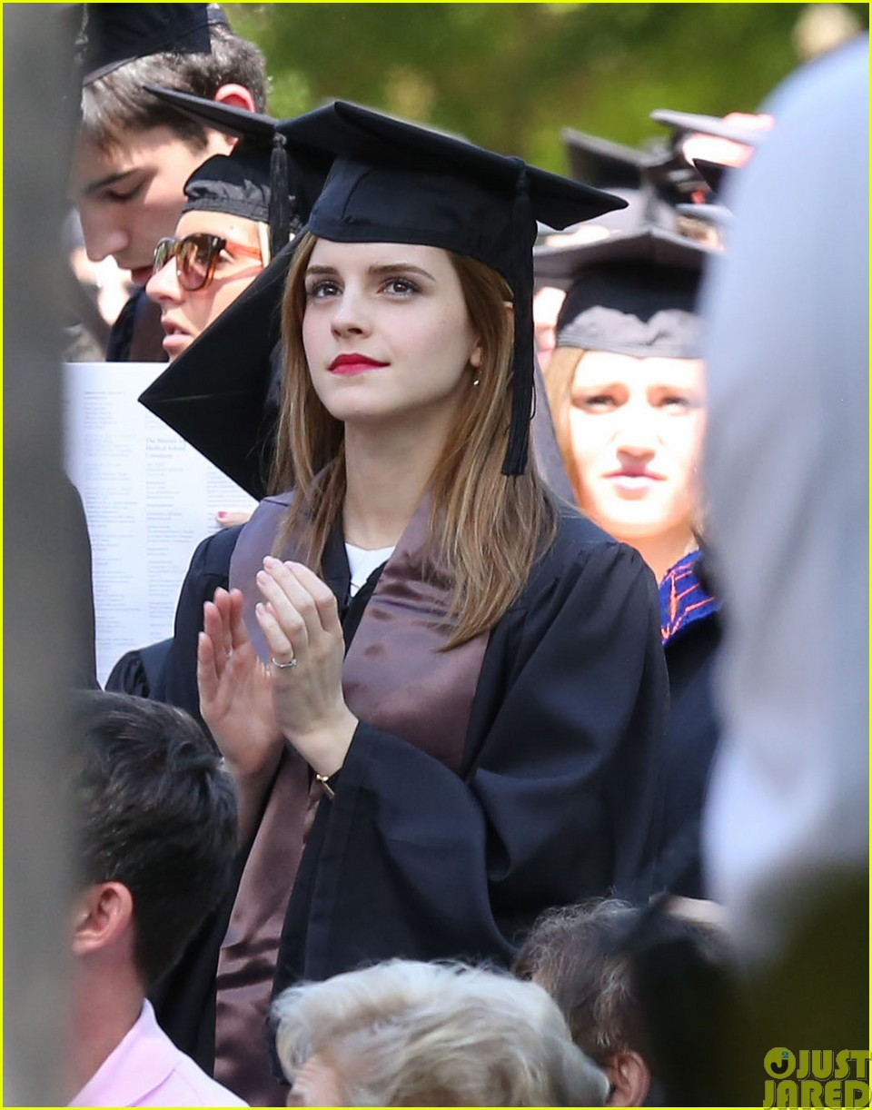 emma watson graduates brown university lit major18