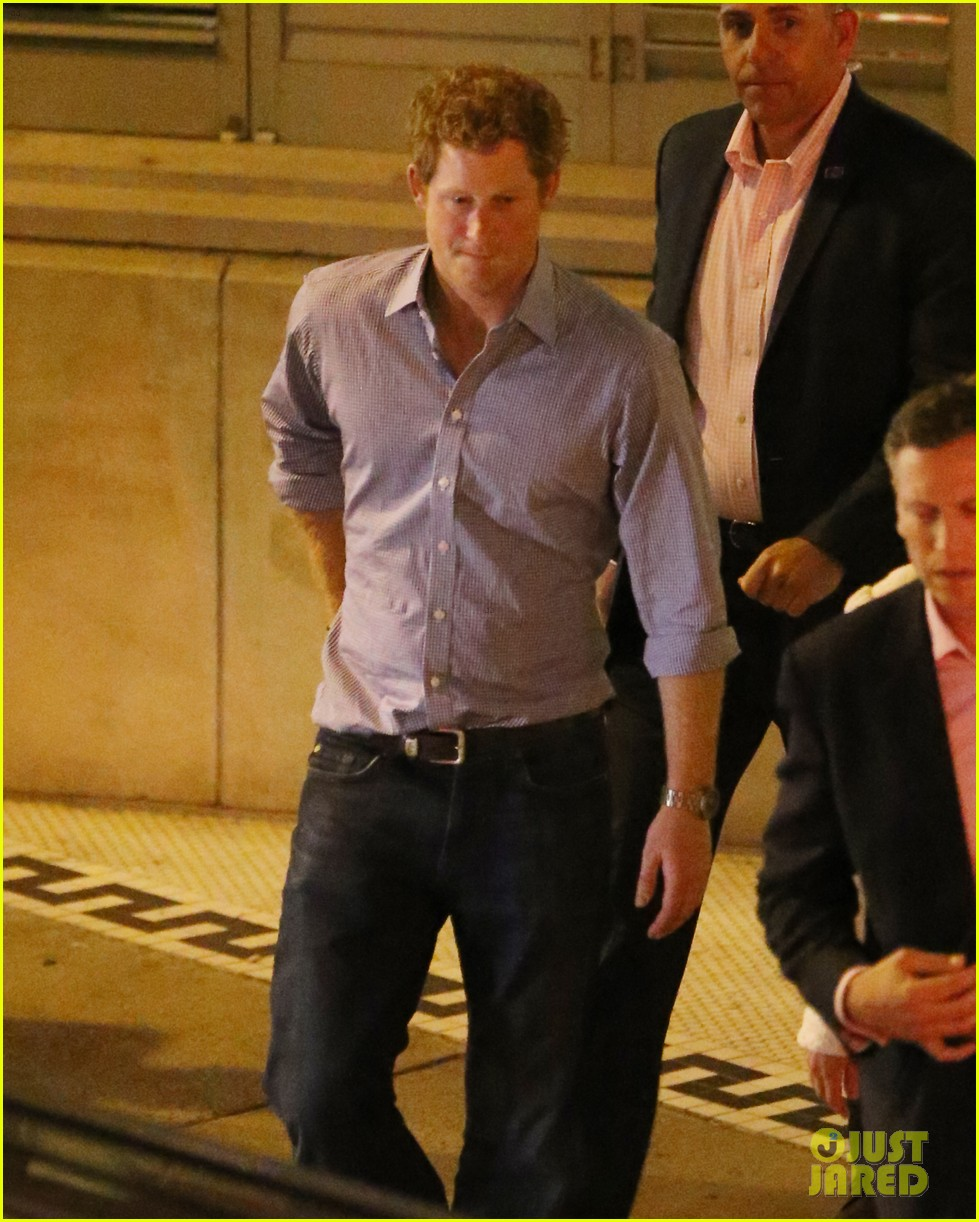 prince william prince harry dine in nashville 163103684