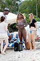 serena williams bootylicious beach caroline wozniacki 32