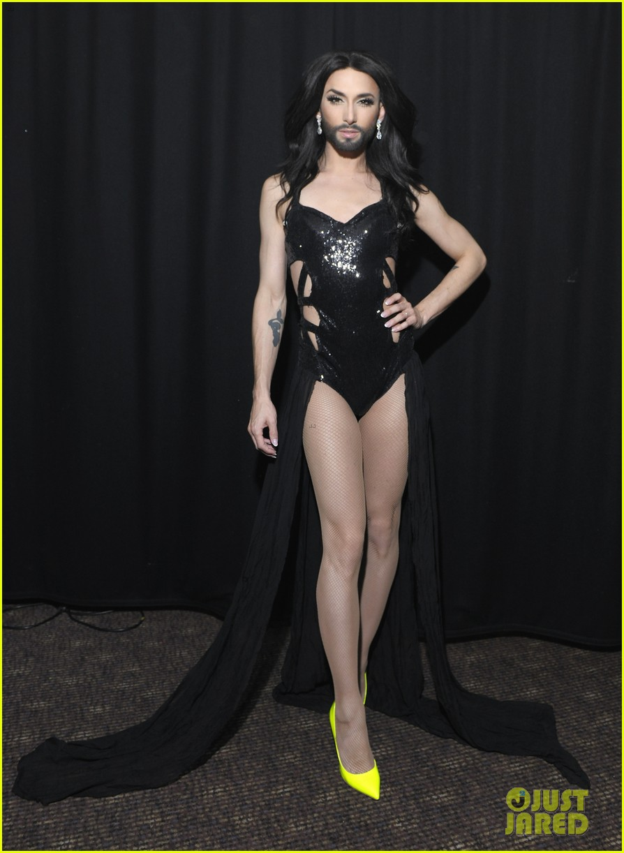 conchita wurst shoots down lady gaga tour rumors 01