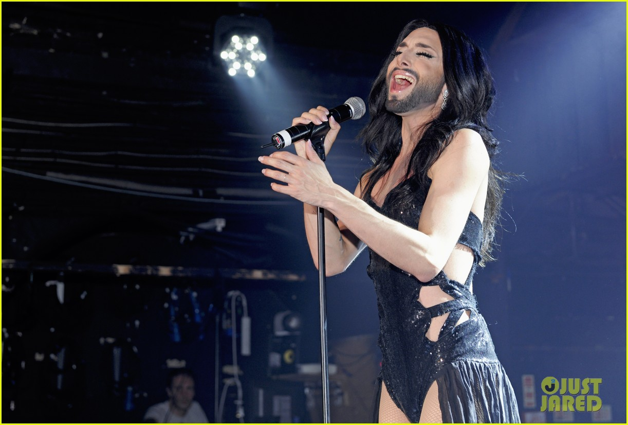 conchita wurst shoots down lady gaga tour rumors 12