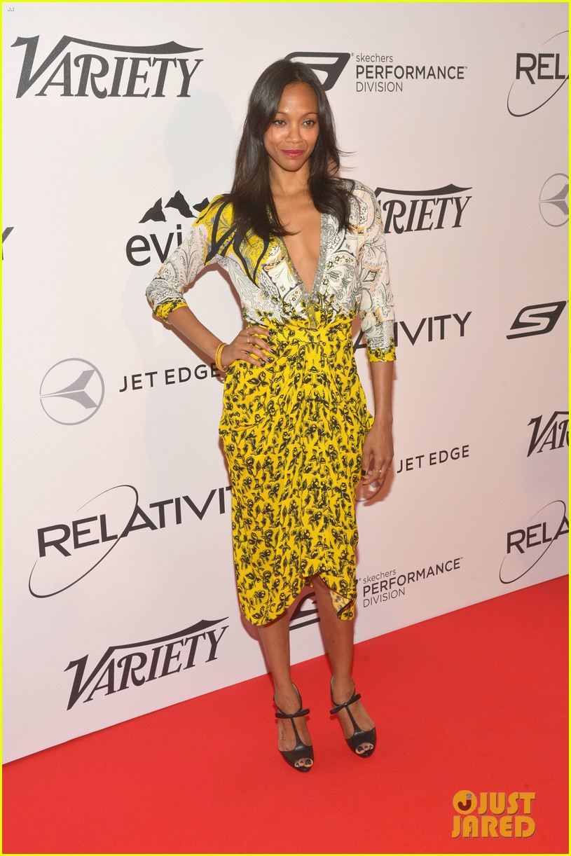 zoe saldana marco perego suki waterhouse relativity 10 party 10