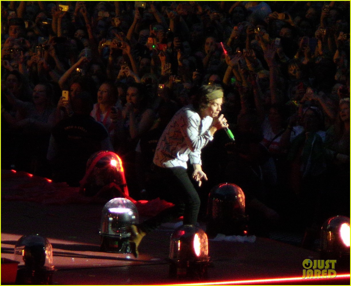 one direction wembley performance june 16