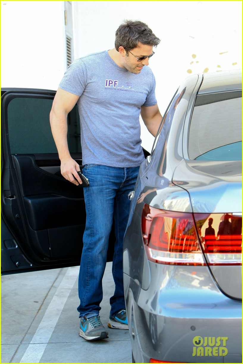 ben affleck bulked up for batman 073136161