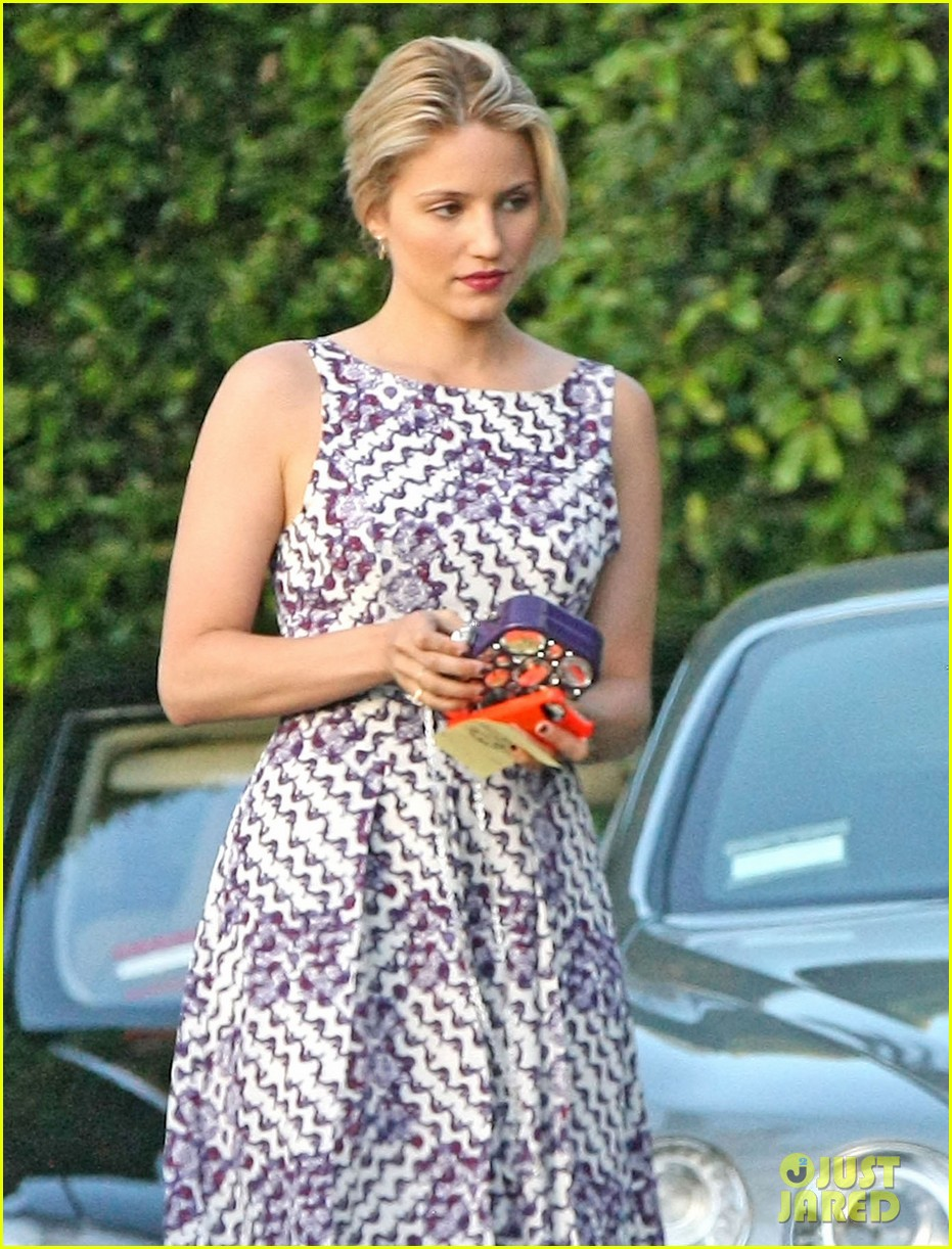 dianna agron thank goodness kevin mchale 063137361