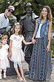 jessica alba celebrates honors sixth birthday disneyland 05