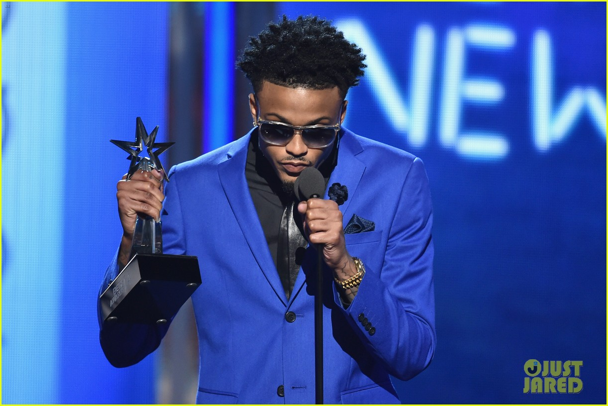 august alsina bet awards 2014 133146486