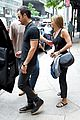 jennifer aniston justin theroux step out together after last nights loving display 07