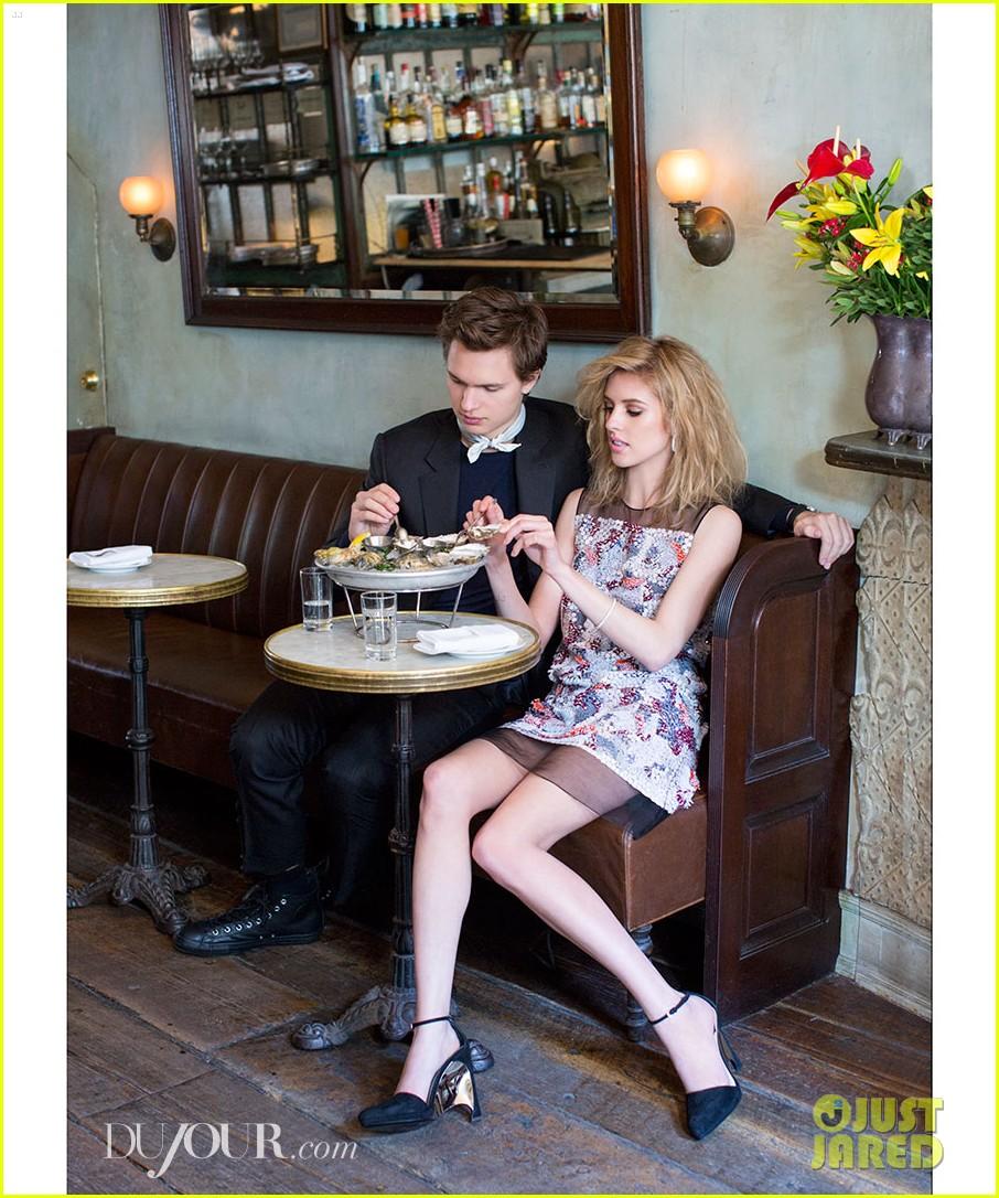 ansel elgort du jour magazine exclusive pic 03