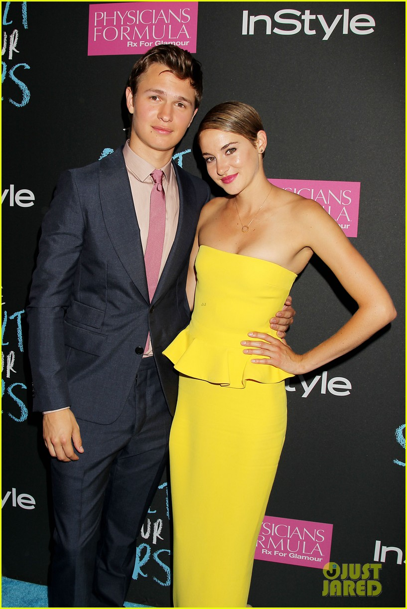 ansel elgort nat wolff fault in our stars premiere nyc 11
