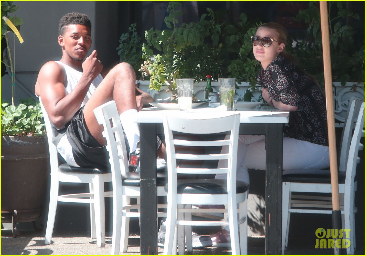 iggy azalea boyfriend nick young are one cute couple lunch 19
