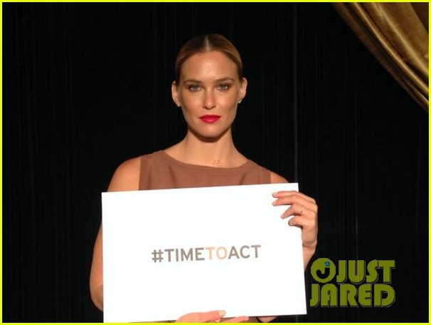 bar refaeli joins campaign to end sexual violence in conflict 043133201