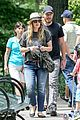 drew barrymore commutes in a hurry 08
