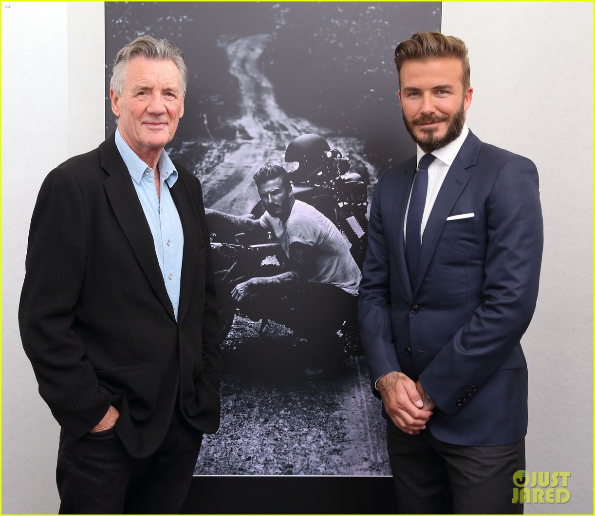 david beckham attends photo call for his documentary into the unknown 07