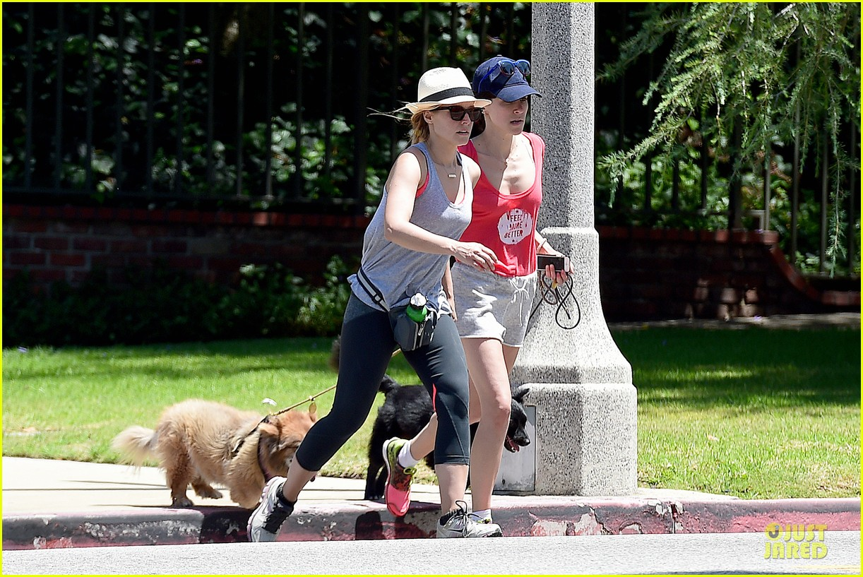 kristen bell gets new black dog 21