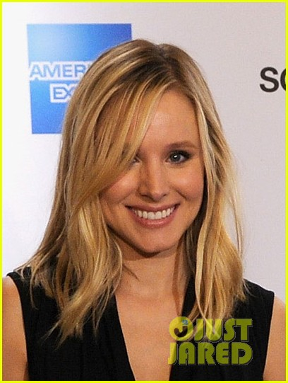 kristen bell soulcycle american express events 033140162