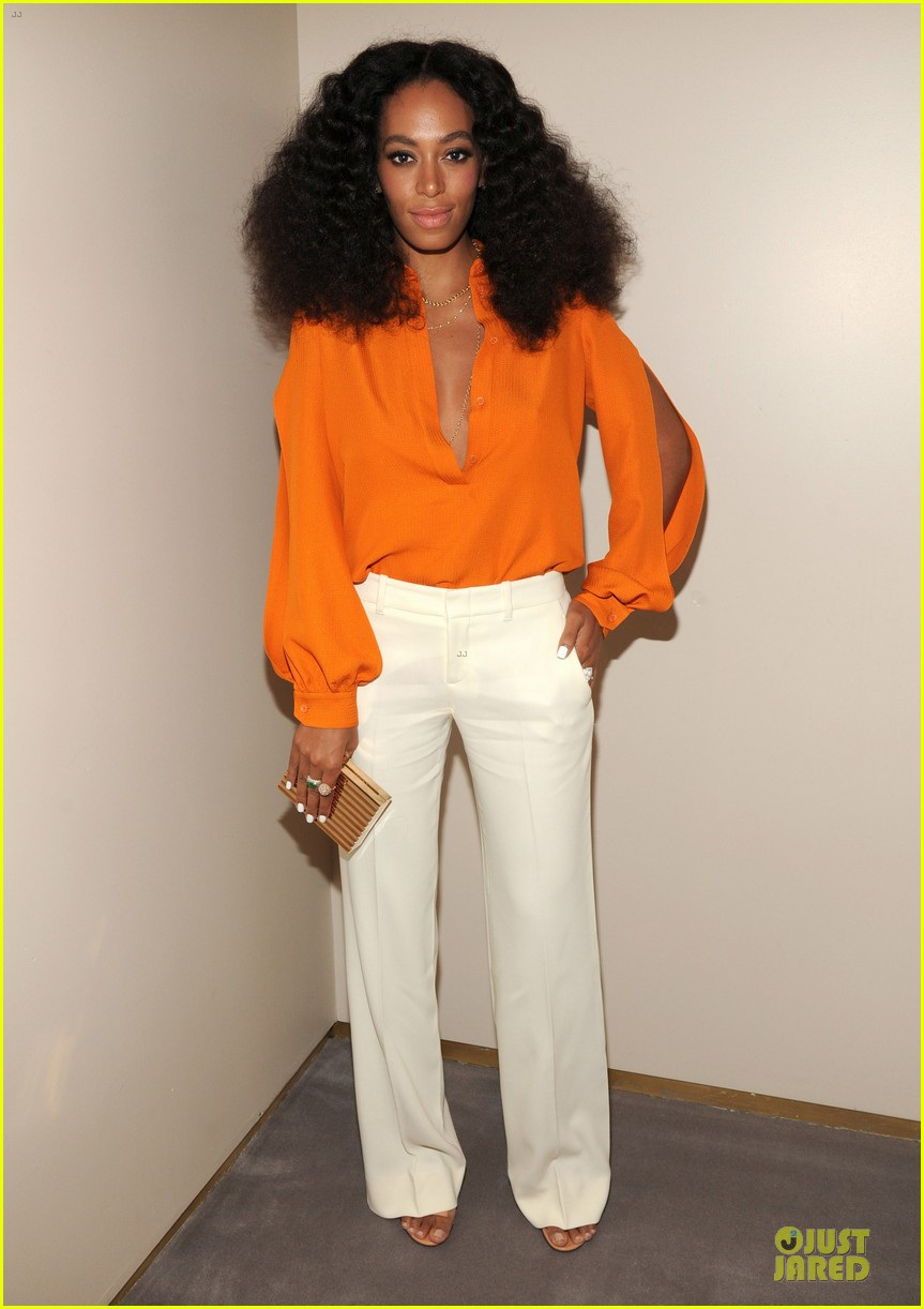 beyonce solange knowles chime for change event 133127765